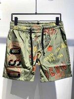 DSQ Brand Mens Shorts Turtle Starfish Surf Board Shorts Summer Sport Beach Homme Bermuda Pantaloni corti Brevi Pantaloni Asciutto Quick Dry Sharts 8689