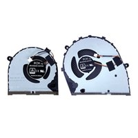 Replacement Cooling Fans for Dell G3-3776 G3-3779 GTX1060 Series Laptop CPU+GPU One Pair Fan