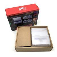 Super Mini Game Consolen 500 Nostalgische Gastgeber-TV-Videospiele Handspieler für NES 8-Bit-Gamesole mit Kleinkästen