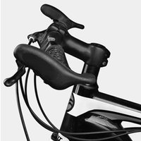 Bike Handlebars &Components Handle Flexible Rest Deputy Vice Handlebar Mountain Ultralight Bicycle Auxiliary