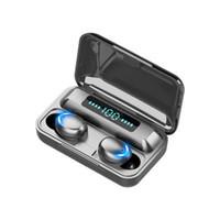 Wireless Cell Phone Earphones Mini TWS 5.0 Bluetooth Headset Accessories Kolinsky Sports Universal