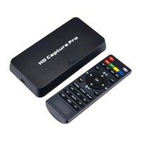 Ses Kabloları Konnektörler EZCAP 295 Video Yakalama Kartı 1080 P HD Kaydedici USB 2.0 Oynatma Online Xbox PS3 PS4 Için çevrimiçi Canlı Streaming
