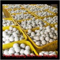 كرات مجفف الصوف بريميوم قابلة لإعادة الاستخدام النسيج الطبيعي المنقي 2.75 بوصة 7 سم ثابت يساعد على الجفاف الملابس في La Jlltqa Soif