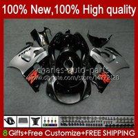 Bodywork For SUZUKI GSXR 600CC 750 600 CC SRAD 1996 1997 1998 1999 2000 Body 22No.119 GSXR750 Silver black GSXR600 750CC 96 97 98 99 00 GSXR-600 GSX-R750 96-00 Fairing Kit