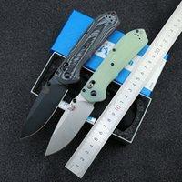BENCHMADE BM560BK-1 560 AXIS Folding Knife M4 Blade, Carbon Fiber Handles Outdoor Camping Hunting Pocket EDC BM535 535BK 535S 550 940 810 553 551 C81 c240