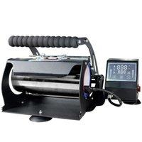Süblimasyon machinng ısı basın makine yazıcı 20 oz için uygun 30 oz 12 oz düz Tumblers 110 V termal transfer makineleri Seaway BWA7368