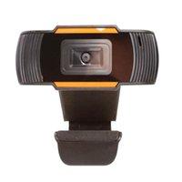 Cameras 720P Free Drive Plug and Play Computador Webcam HD Smooth Meetble Software Camera