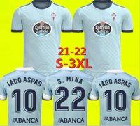 21 22 22 Селта де Виго футбол для футбола IAGO ASPAS 2021 2022 Brais Mendez Camiseta Futbol Nolito S.mina Футбольная футболка Hugo Mallo Camisa
