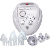 Vacuum Massage Therapy Enlargement Pump Lifting Breast Enhancer Massager Bust Cups Body Shaping Beauty Machine