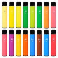 ELF-Leiste 600 Thopper 1500 Puffs 2% Einweg-E-Zigaretten-Vape-Stift Elektronische Zigaretten-Geräte-Pod vorgefüllt