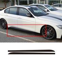 M 성능 측면 치마 Sill 스트라이프 바디 데칼 스티커 BMW E90 E92 E93 F20 F21 F30 F31 F32 F33 F34 F15 F10 F11 F02 G30