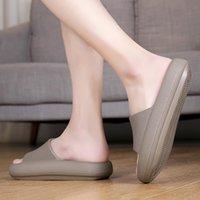 Slippers slides sandals shoes Orange triple black white earth brown green men women sandal for home