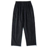 AEFRIC 2021 NEW EDEN HIP HOP WITTEL CORDUROY Повседневная Брюки Уличная Одежда Ретро Вышивка Joggers Harajuku Спортивные штаны Брусиные Брюки OM4i