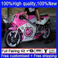 Fairings Kit For SUZUKI 250CC RGV250 SAPC VJ21 RGVT250 Body 31No.06 RGVT-250 Lucky pink RGV-250 VJ22 88 89 90 91 92 93 RGVT RGV 250 1988 1989 1990 1991 1992 1993 Bodywork