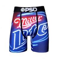 BREIF Styles Random Boxers PSD Men Unisexe Modèle Sports Hip Hop Hop Rock Sous-vêtement Sous-vêtement Street Street Fashixh1e6T