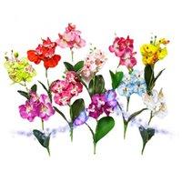 Dekorative Blumen Kränze Künstliche Blume 3D Druck Schmetterling Orchidee Vasen für Wohnkultur Hochzeit Weihnachtsgeschenke Gefälschte Pflanzen