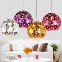Pendant Lamps Modern Aluminum Round Plum Blossom Lights Bar Dining Room Light Fixtures Nordic Kitchen Living Bedroom Decor