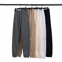 2021 Pantaloni di lusso di alta qualità con uomini riflettenti Donne Designer Long Pant Pant Primavera Autunno Sport Sport in esecuzione Jogger Oversize Tracksuit