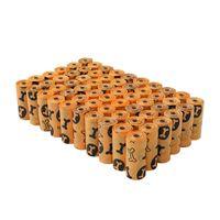 15 Per Roll Dog Avfallspåse 23 x 33 cm Hundpoop Väskor Extra tjocka Starka Bionedbrytbara Poop Väskor för hundar Garanterat läckage