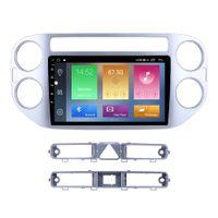 Auto DVD GPS Sistema di navigazione GPS 10.1 pollici Android Player per Jeep Grand Cherokee-2016 Radio touchscreen Radio WiFi WiFi Control