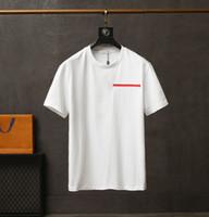 2020 ABD Mens T Gömlek Klasik Retro Tees Erkekler Tasarımcı Tişörtleri Tops Kısa Kollu Yüksek Yoğunluklu Üst Düzeyli Malzemeler Mükemmel Detay Tişörtleri