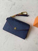 Zippy 동전 지갑 핫 세일의 직근 Verso 가죽 카드 홀더 고품질의 작은 지갑 여성 지갑