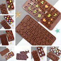 Hot Silicone Ice Mold Funny Candy Biscuit Ice Mold Tray Bachelor Party Jelly Chocolate Cake Mold Household Baking Tools Mould ZC124