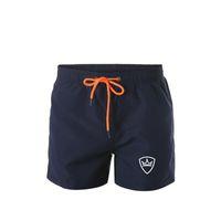2020 Paris para hombre para mujer Letras de diseño Impresión de verano Malla de baloncesto pantalones pantalones pantalones trajes de baño hombres pantalones cortos de playa cortos surf transpirable