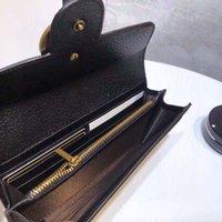 Hohe Qualität Damen Klassische Absatz Brieftasche Mode Kreditkartenhalter Exquisite Wear Visitenkartenhalter Heiße Damen Kupplungsbeutel
