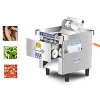 Fleischschleifer elektrische manuelle Dual-use-Cutter-Maschinenausziehklinge Sklerer Slicer Dicing Commercial