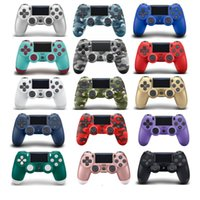 Wireless Jet Black PS4 Dualshock Controller para PlayStation PS4 + Cable USB