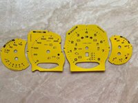 Code Readers & Scan Tools Yellow Gauge Face Overlay For 911 Carrera 991  958 Panamera 970 Instrument Cluster Gauges Red