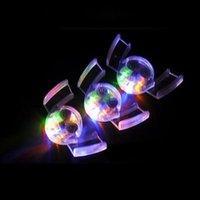 Party Dekoration Neuheit Streich Spielzeug Halloween LED blinkende Zähne Mundstütze Stück Glühen Mundstück für Rave Lustige Geschenke