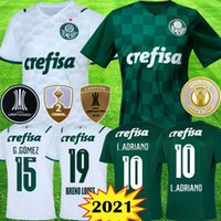 2021 2022 Palmeiras Soccer Jersey Felipe Melo L.Adriano Football Jersey G.veron G.Gomez Breno Lopes Camisa de Palmeiras 21 22 Men Kids Kits