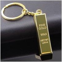 الذهب مفتاح سلسلة سلاسل المفاتيح الذهبي أقراط الباحثون حقيبة يد حقيبة سحر قلادة مجوهرات اكسسوارات معدنية فاخرة رجل سيارة مفتاح خواتم للنساء الرجال