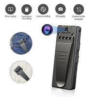 HD 1080 P Mini Kamera Aksiyon Filmadoras Kamery 360 ° video Gizli Tüketici Kameralar Fotoografica Kameralar Bodycam Mikrofono Küçük