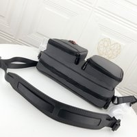 Men Bags New Style Fashion cross body High Quality Messenger bag large space handbag purses crossbody trumpet Handbags Separate mobile phones and small accessories