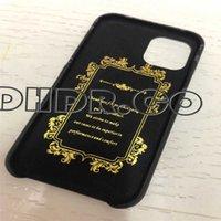 Caso de telefone designer de luxo para iphone 11 pro max 12 pu couro de couro de volta para iphone xs max xr xr x r x 7 8 mais casos samsung note20 20u
