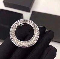 Spille per pin di moda Broche Spilla per Mens e Donne Party Wedding Lovers regalo di fidanzamento gioielli per la sposa con scatola