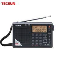TECSUN PL-310ET Banda completa Radio portátil Radio digital LED Pantalla FM / AM / SW / LW STEREO con señal de fuerza de transmisión 210625