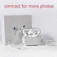 Tasarımcılar Lüks Airpods Pro Kulaklık Aksesuarları Moda Airpod için Moda Bluetooth Kablosuz Earhopnes 1 2 3 En Kaliteli İyi