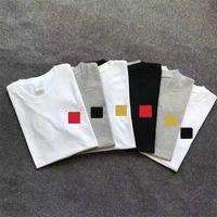 2021 New Summer Luxury Europe Mens T-shirt Top Qualität T-shirts Mode Hohe Qualität Designer T-shirt Frauen Straße Casual T-Stück