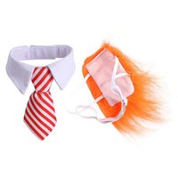 Kot Zabawki 1 Zestaw Decor Pet Decor Przydatne Dobre Gospodarskie Dostawy Halloween Wig Necktie Regulowany