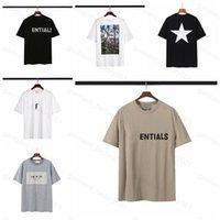 21SS Femmes Designer Hommes Date Fog ESS T-shirts T-shirts T-shirts de luxe T-shirts Sweats à capuche Veste North North Essen Refletin Supre FG Shirt 03