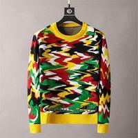 2021 Yüksek Kalite Erkek Kazak Uzun Kollu Erkek Kadın Tasarımcı Kazak Hoodie Nakış Mektup Kazak Kapüşonlu Streetwear Moda Sweatershirt