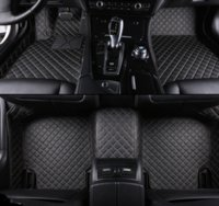 Benutzerdefinierte 5 Sitzauto-Fußmatten für Audi Alle Modelle AUDI A6 2000 - 2010 2011 - 2020 Autüter