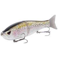 Bassdash Swimbaits Pike Trout Glide Baits Minnow Hard Bass Fishing Lure 17.8cm 62.5g 210622