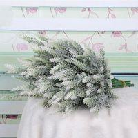 Flores artificiales de lavanda Flor de alta calidad para boda Decoración para el hogar Grano Decorativo Falso Planta Flores de seda Envío gratis HWD5450