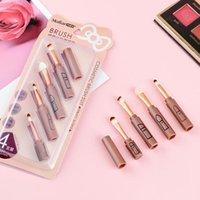 Makeup Brushes 4Pcs Mini Set Face Eyes Lip Powder Eyeshadow Eyebrow Make Up Brushe Cosmetic Tool Maquillaje