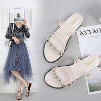 Dress Shoes Women Slippers Women's Sandals Summer 2021 Fashion Heel Sandales Femmes Sandalias